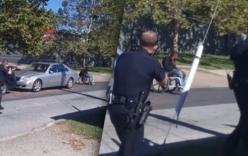 Cảnh sát bắn người ngồi xe lăn khiến dân Mỹ tức giận