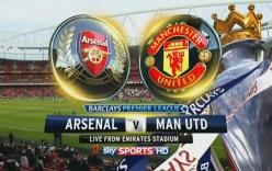 Link sopcast xem trực tiếp Arsenal vs Man United đêm nay, 22h00