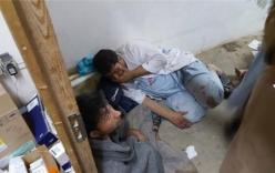 Mỹ không kích nhầm bệnh viện, hàng chục người thương vong