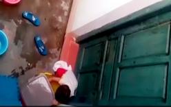 Tạm đình chỉ 2 cô giáo mầm non để trẻ ăn rác