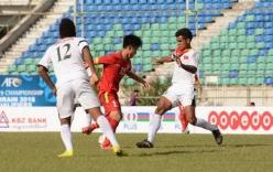 Thắng Đông Timor, U19 Việt Nam rộng cửa dự giải châu lục