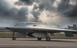 Video: Cận cảnh tiêm kích không người lái tối mật của Không quân Anh