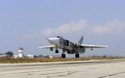 Bầu trời Syria ngày càng đông, ngày càng nguy hiểm