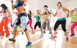 Điệu nhảy Zumba vui nhộn giúp giảm cân hiệu quả