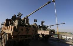 Sợ Nga không kích, 3.000 chiến binh IS bỏ trốn khỏi Syria