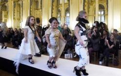 Màn biểu diễn thời trang của những mẫu lùn dưới 1m30