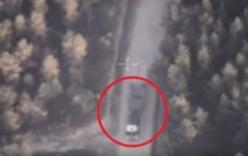 Video: Sợ Nga không kích, IS ráo riết đưa vũ khí đi giấu