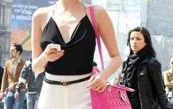 Chi tiết quá trình làm một chiếc túi hiệu Dior