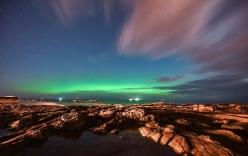 Chiêm ngưỡng bắc cực quang kỳ ảo trên bầu trời Anh