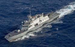 Mỹ tuần tra 12 hải lý ở Trường Sa, Trung Quốc phản ứng gay gắt