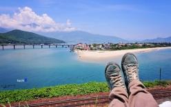 Hành trình xuyên Việt tuyệt đẹp của phượt thủ gây sốt cộng đồng mạng