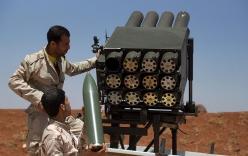 Nga không kích, Saudi Arabia tăng cường viện trợ vũ khí cho phiến quân Syria