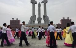 Triều Tiên chuẩn bị cho lễ diễu binh hoành tránh nhất lịch sử