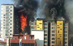 Thiết bị giúp cư dân chung cư cao tầng thoát chết khi xảy ra hỏa hoạn