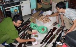 Đột kích lò tự chế súng ở Lâm Đồng