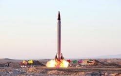 Iran phóng thử thành công tên lửa đạn đạo tầm xa siêu chính xác
