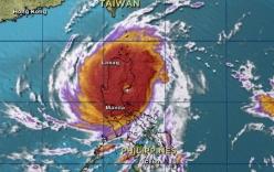 Siêu bão Koppu đổ bộ Philippines, nguy cơ lở đât và lũ lụt nghiêm trọng