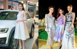 Sao Việt đẹp tuần qua: Đặng Thu Thảo, Kỳ Duyên diện đầm kín nhưng vẫn quyến rũ