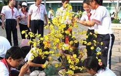TP HCM: Học sinh được nghỉ Tết nguyên đán 14 ngày