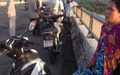 Người đàn ông để lại xe máy rồi lao mình xuống sông tự tử