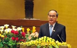 Cử tri bất bình việc Trung Quốc xây dựng trái phép tại các bãi đá của Việt Nam