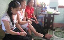 Bán 3 thiếu nữ sang biên giới để lấy tiền tiêu xài