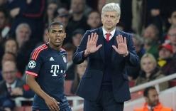 HLV Wenger phấn khích khi Arsenal đánh bại Bayern Munich