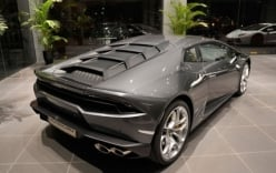 Siêu xe Lamborghini giảm 11 tỷ vì không ai mua