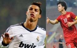 Công Phượng sẽ sát cánh cùng Siêu sao Ronaldo tại Anh