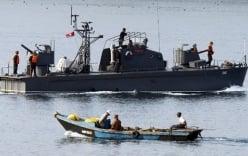 Hàn Quốc bắn cảnh cáo tàu tuần tra Triều Tiên xâm phạm lãnh hải