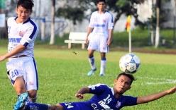 Đồng đội của Công Phượng bị loại tại giải U21 Quốc gia 2015