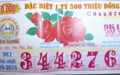 Vụ 8 tờ vé số trúng thưởng ở miền Tây: Đại lý đã thu tiền hoa hồng