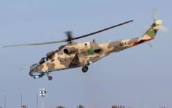 Trực thăng bị bắn hạ ở Libya, 23 người thiệt mạng