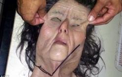 Nam tội phạm cải trang thành bà lão 80 vượt ngục
