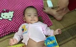 Bé gái 3 tháng tuổi bị mẹ bỏ rơi ở Hải Phòng