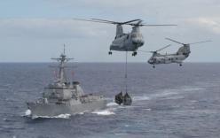 Mỹ - Trung thỏa thuận tránh xung đột trên Biển Đông
