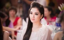 Hoa hậu đẹp nhất Việt Nam - Nguyễn Thị Huyền khoe giọng hát