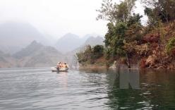 Đắm thuyền ở hồ thủy điện, hai cô giáo thiệt mạng