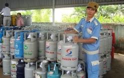 Giá gas tăng 17 nghìn đồng từ ngày hôm nay