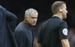 HLV Mourinho chính thức nhận án phạt từ FA
