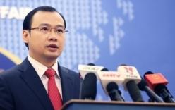 Việt Nam lên tiếng về khu vực biên giới với Campuchia