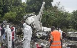 Thêm một máy bay Nga rơi ở Crimea