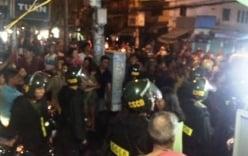 Vụ hàng trăm cảnh sát vây bắt trùm ma túy: Tạm giữ 11 người