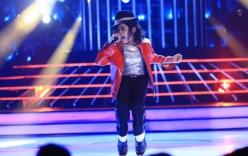 Gương mặt thân quen nhí 2015 tập 6: Hoài Linh hãnh diện vì phiên bản Michael Jackson Việt