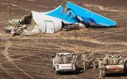 Máy bay Nga rơi ở Ai Cập: Phát hiện lỗ thủng bất thường ở đuôi máy bay