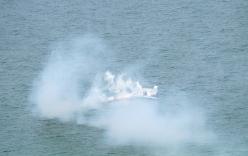 Diễn tập cứu nạn máy bay chở 11 người rơi tại Nghệ An
