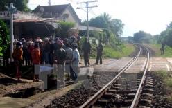 Tai nạn đường sắt, cụ bà 81 tuổi tử vong tại chỗ