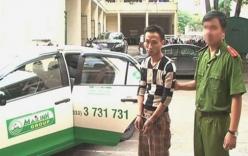 Thanh niên hành hung tài xế, cướp taxi Mai Linh