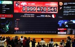 Tập đoàn Alibaba đạt doanh thu khổng lồ trong