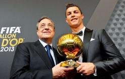 Ronaldo đầu hàng sớm cuộc đua Quả bóng vàng FIFA 2015